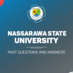 Nasarawa State University Post UTME Past Questions and Answers