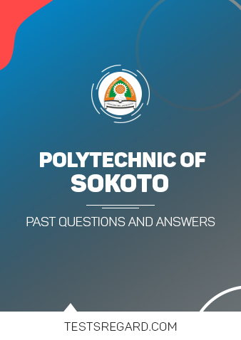 Poly of Sokoto Post UTME Past Questions and Answers