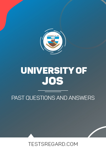 UNIJOS Post UTME Past Questions and Answers Download