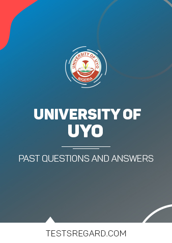 University of Uyo Post UTME Past Questions and Answers Download