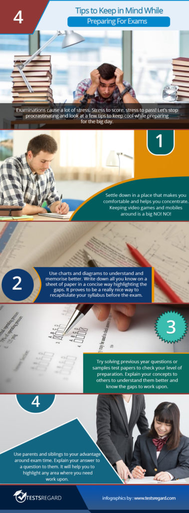 Important Factors To Focus On For Exam Preparation