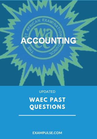 waec past questions accounting exampulse