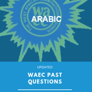 waec past questions arabic exampulse