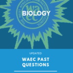 waec past questions biology