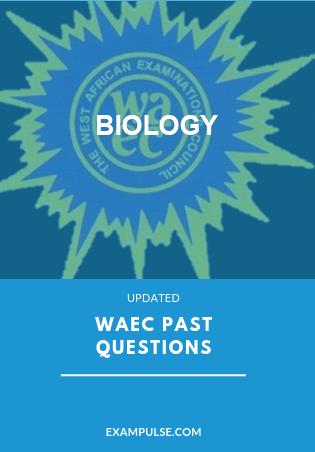 waec past questions biology exampulse