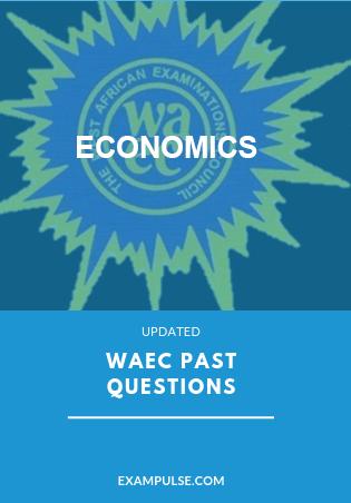 waec past questions economics exampulse
