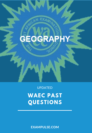 WAEC past questions geography exampulse