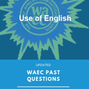 waec past questions use of english exampulse